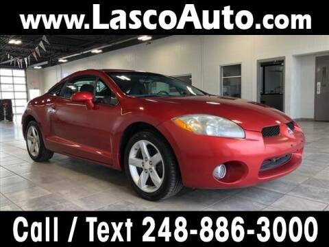 2008 Mitsubishi Eclipse for sale at Lasco of Waterford in Waterford MI