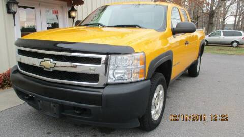 2008 Chevrolet Silverado 1500 for sale at Bethlehem Auto Sales LLC in Hickory NC