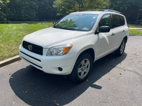 2008 Toyota RAV4 for sale at Bowie Motor Co in Bowie MD