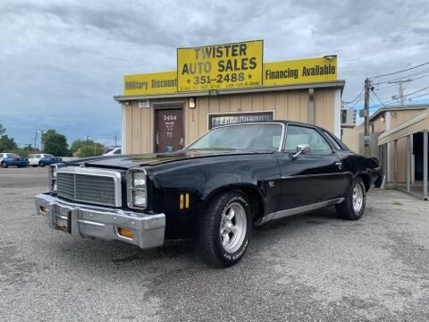 Chevrolet Malibu For Sale In Lawton Ok Twister Auto Sales