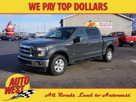 2017 Ford F-150 for sale at Autowest Allegan in Allegan MI