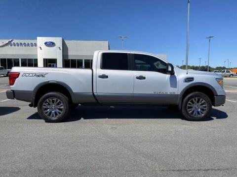 2017 Nissan Titan XD for sale at Smart Chevrolet in Madison NC