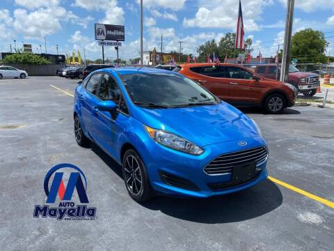2017 Ford Fiesta for sale at Auto Mayella in Miami FL