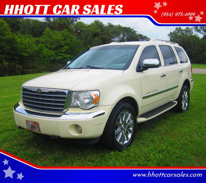 2008 Chrysler Aspen for sale at HHOTT CAR SALES in Deerfield Beach FL