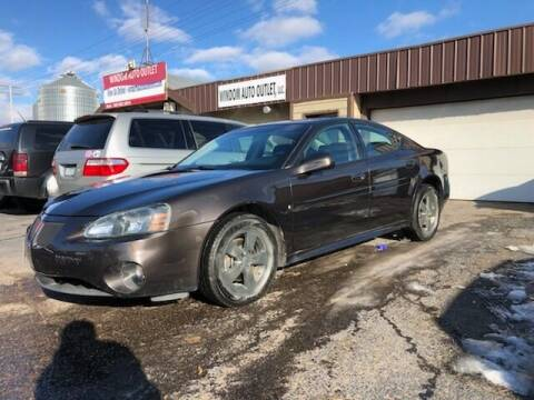 2008 Pontiac Grand Prix for sale at WINDOM AUTO OUTLET LLC in Windom MN