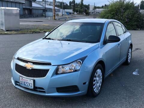 2011 Chevrolet Cruze for sale at South Tacoma Motors Inc in Tacoma WA