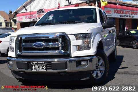 2017 Ford F-150 for sale at www.onlycarsnj.net in Irvington NJ