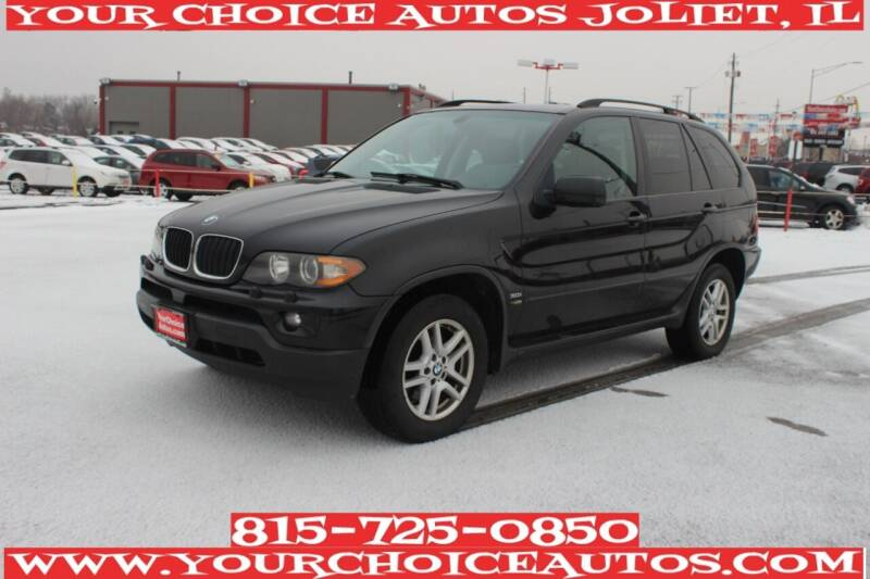 2006 BMW X5 for sale at Your Choice Autos - Joliet in Joliet IL