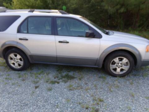 2005 Ford Freestyle for sale at West End Auto Sales LLC in Richmond VA