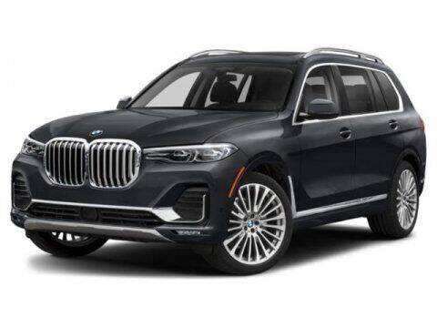 2020 BMW X7 for sale at BMW OF ORLAND PARK in Orland Park IL