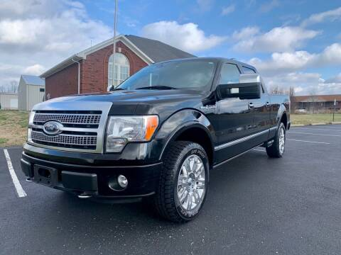 2009 Ford F-150 for sale at HillView Motors in Shepherdsville KY