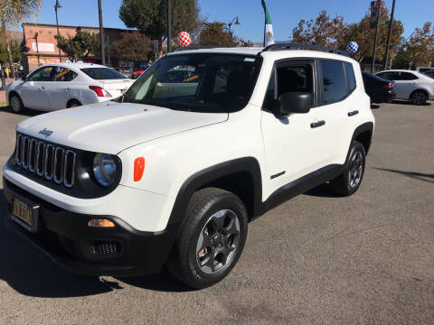 2018 Jeep Renegade for sale at Soledad Auto Sales in Soledad CA