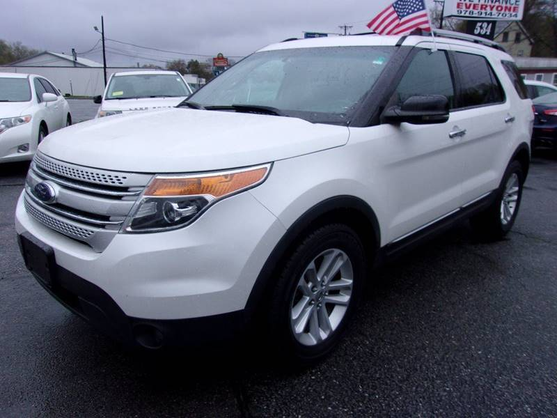 2011 Ford Explorer for sale at Top Line Import in Haverhill MA