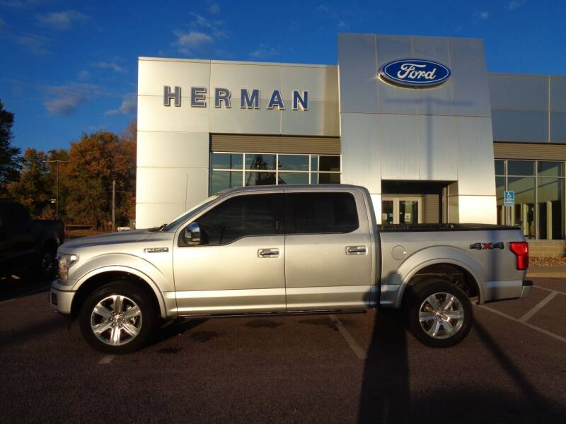 2019 Ford F-150 for sale at Herman Motors in Luverne MN