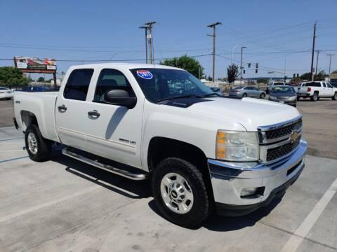 2011 Chevrolet Silverado 2500HD for sale at California Motors in Lodi CA