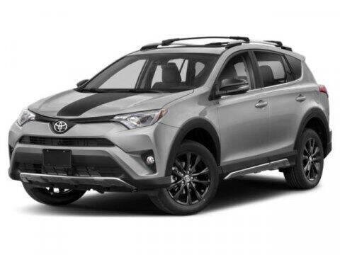 2018 Toyota RAV4 for sale at BEAMAN TOYOTA in Nashville TN