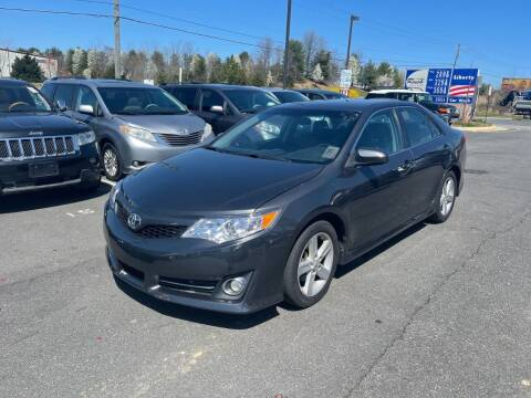 2012 Toyota Camry for sale at The PA Kar Store Inc in Philladelphia PA