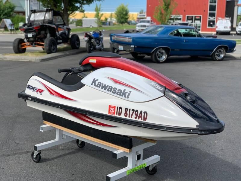 2004 Kawasaki Sxr800