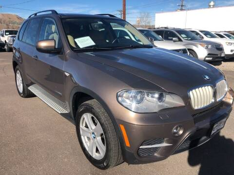 2012 BMW X5 for sale at BERKENKOTTER MOTORS in Brighton CO
