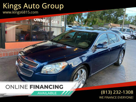 2009 Chevrolet Malibu for sale at Kings Auto Group in Tampa FL