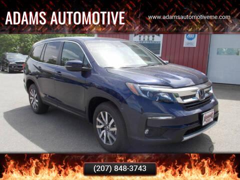 2020 Honda Pilot for sale at Adams Automotive in Hermon ME