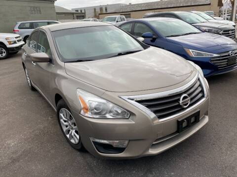 2015 Nissan Altima for sale at Major Car Inc in Murray UT