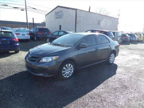 2012 Toyota Corolla for sale at Terrys Auto Sales in Somerset PA