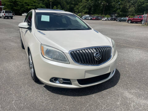 2012 Buick Verano for sale at Certified Motors LLC in Mableton GA