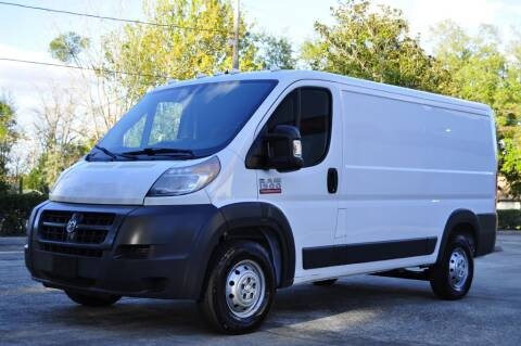 2016 RAM ProMaster Cargo for sale at Vision Motors, Inc. in Winter Garden FL