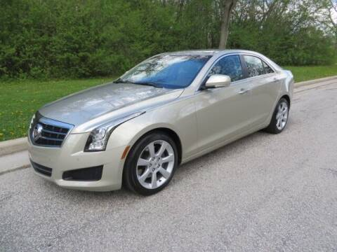 2014 Cadillac ATS for sale at EZ Motorcars in West Allis WI