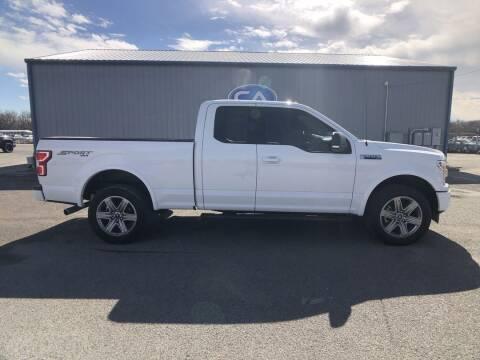 2018 Ford F-150 for sale at City Auto in Murfreesboro TN