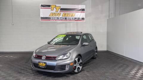 2010 Volkswagen GTI for sale at TT Auto Sales LLC. in Boise ID