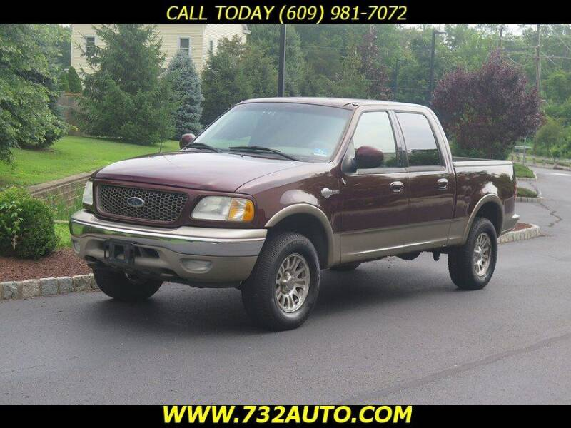 2001 Ford F-150 for sale at Absolute Auto Solutions in Hamilton NJ