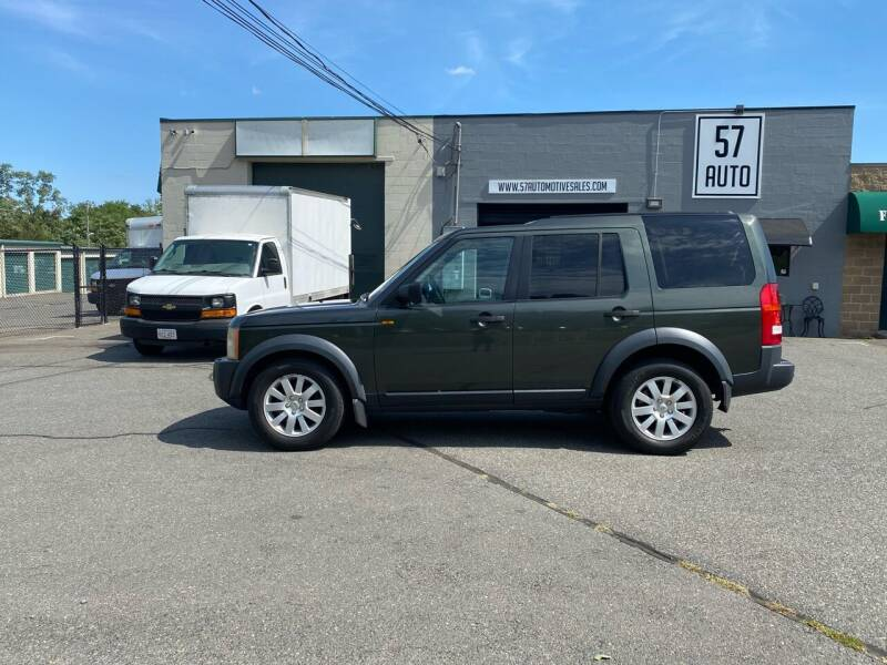 2006 Land Rover LR3 for sale at 57 AUTO in Feeding Hills MA