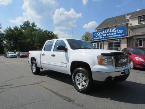 2012 GMC Sierra 1500 for sale at Shuttles Auto Sales LLC in Hooksett NH