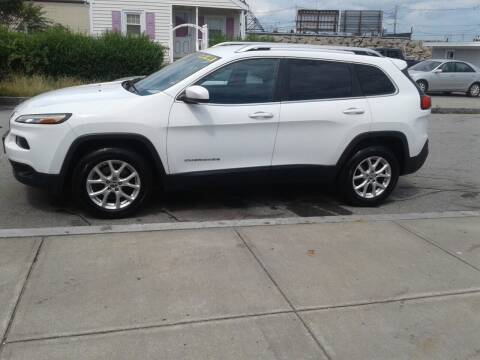2015 Jeep Cherokee for sale at Nelsons Auto Specialists in New Bedford MA