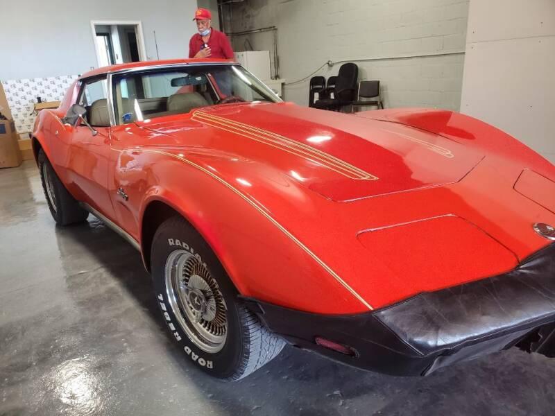 1976 Chevrolet Corvette for sale at Wisdom Auto Group in Calumet Park IL