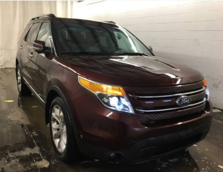 2012 Ford Explorer for sale at U.S. Auto Group in Chicago IL