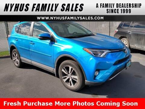 2016 Toyota RAV4 for sale at Nyhus Family Sales in Perham MN