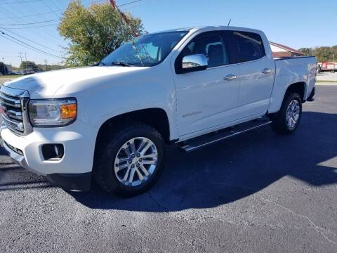 2015 GMC Canyon for sale at Moores Auto Sales in Greeneville TN