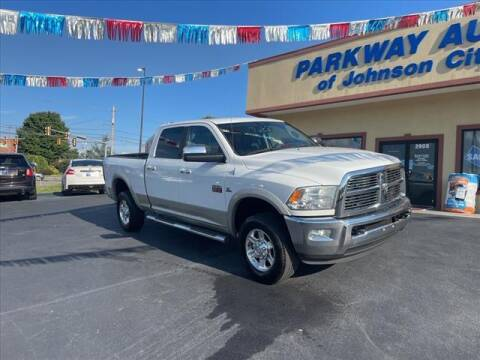 2010 Dodge Ram Pickup 2500 for sale at PARKWAY AUTO SALES OF BRISTOL - PARKWAY AUTO JOHNSON CITY in Johnson City TN
