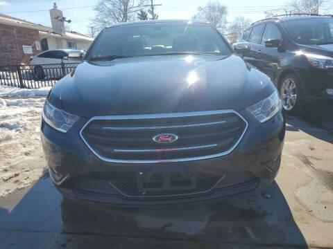 2014 Ford Taurus for sale at All Starz Auto Center Inc in Redford MI