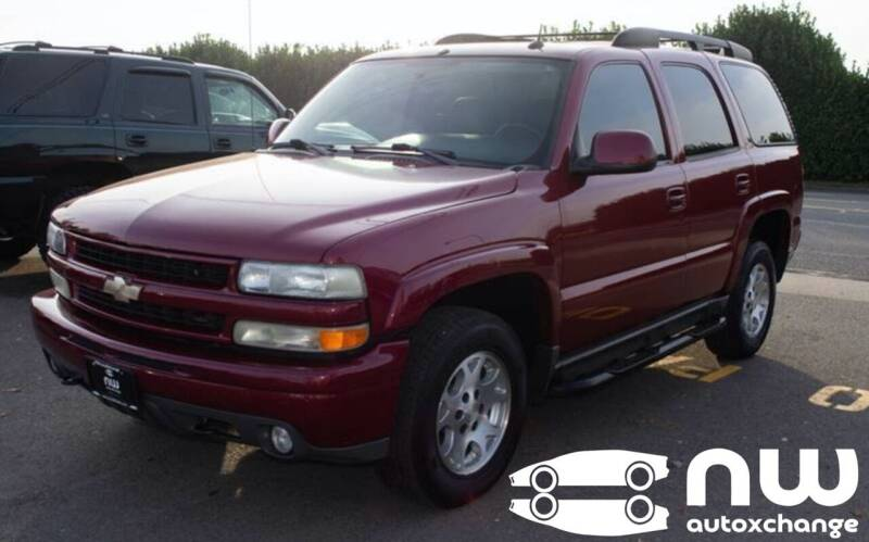 2004 Chevrolet Tahoe for sale at NW AutoXchange in Auburn WA