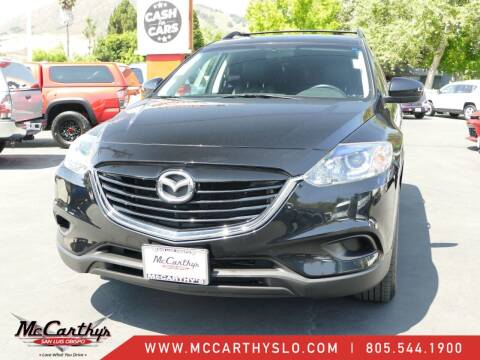 2015 Mazda CX-9 for sale at McCarthy Wholesale in San Luis Obispo CA