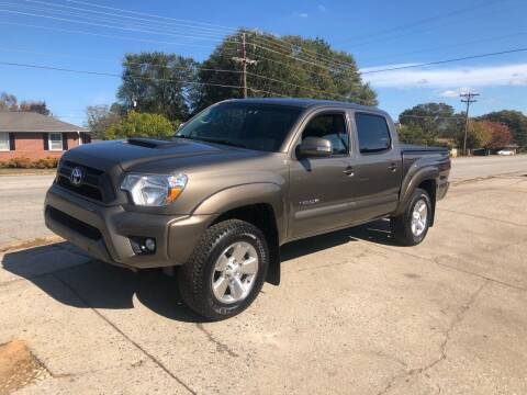 2014 Toyota Tacoma for sale at E Motors LLC in Anderson SC