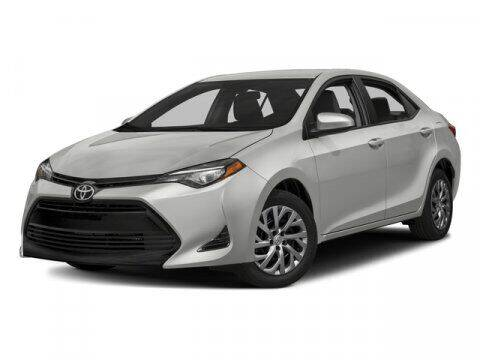 2017 Toyota Corolla for sale at Auto Finance of Raleigh in Raleigh NC