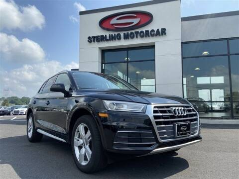 2018 Audi Q5 for sale at Sterling Motorcar in Ephrata PA