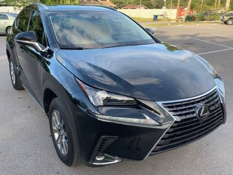 2018 Lexus NX 300 for sale at Consumer Auto Credit in Tampa FL