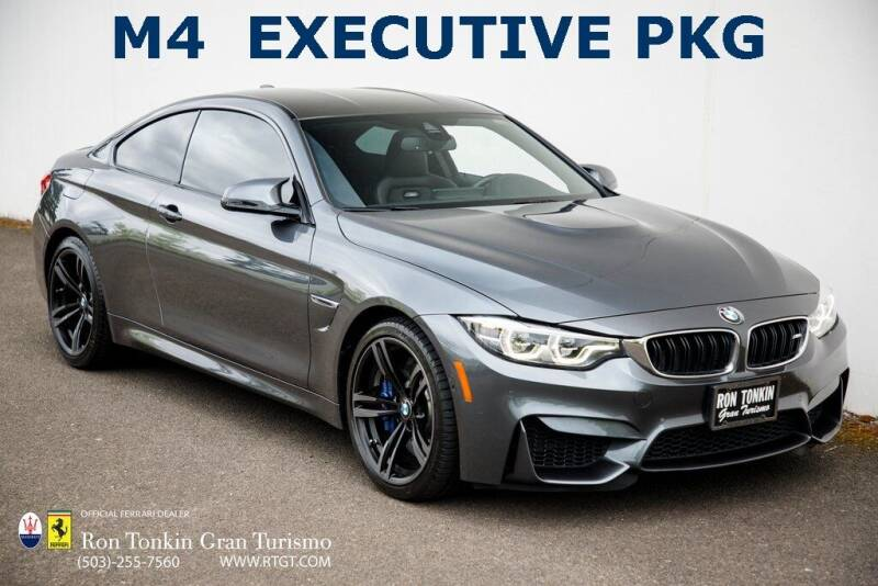 2018 BMW M4 for sale in Wilsonville, OR