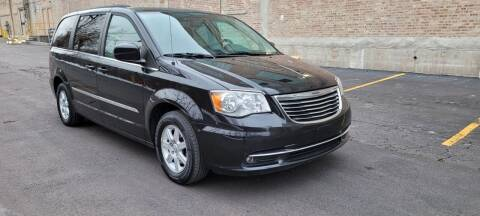 2012 Chrysler Town and Country for sale at U.S. Auto Group in Chicago IL